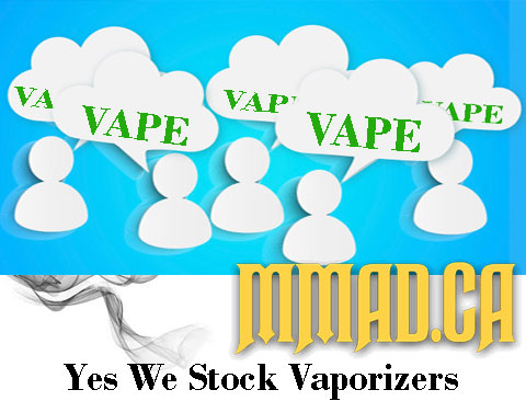 Vaporizers sold here