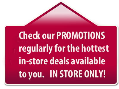Hydroponic Promotions