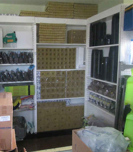 store images